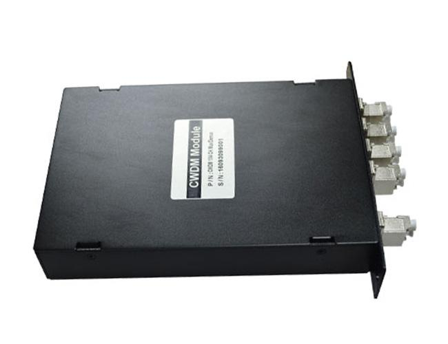 20nm 4 Channel CWDM Mux Demux Module , 4 Channel Mux High Reliability