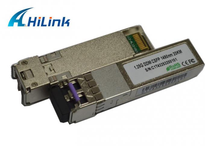Gigabit Ethernet SFP Optical Transceiver