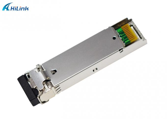 optical fibers Gigabit Ethernet 1G 1000BASE 1.25g Tx1310nm Rx1550nm bidi sfp 40km DDM LC