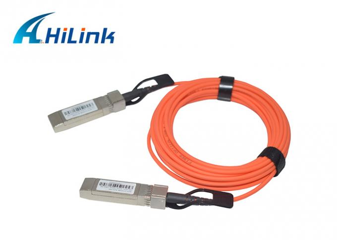 High Performance 10G SFP+ Direct Attach ACTIVE Copper Cable , Compatible Juniper DAC Cables