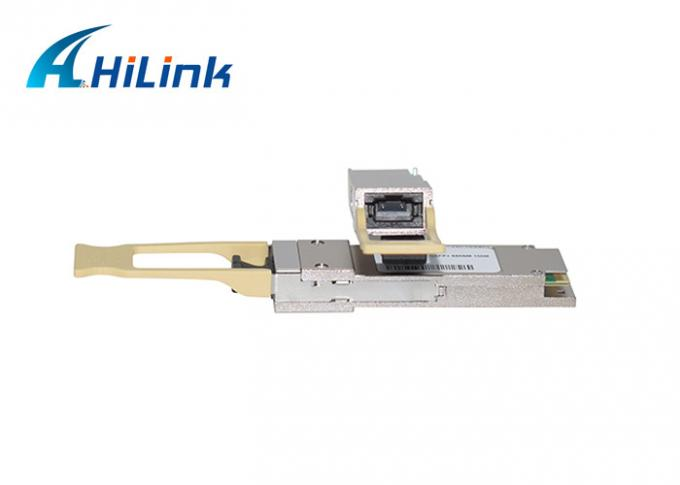40GBASE-SR4 MMF 850nm 100M MPO QSFP+ Transceiver Compatible With Cisco Juniper