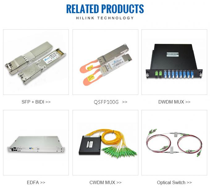 MTP/MPO Active Fiber Optic Cable 40G SR4 QSFP Transceiver Module 3 Years Warranty