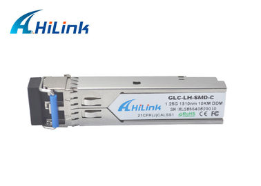 dual fiber SFP Transceiver Module Cisco GLC-LH-SM compatible 1.25g 1310nm 10km
