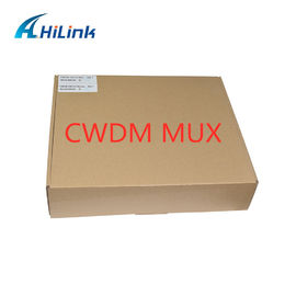 High Isolation WDM Solution 1X8CH CWDM Filter Module MUX LC/UPC ABS Single Fiber