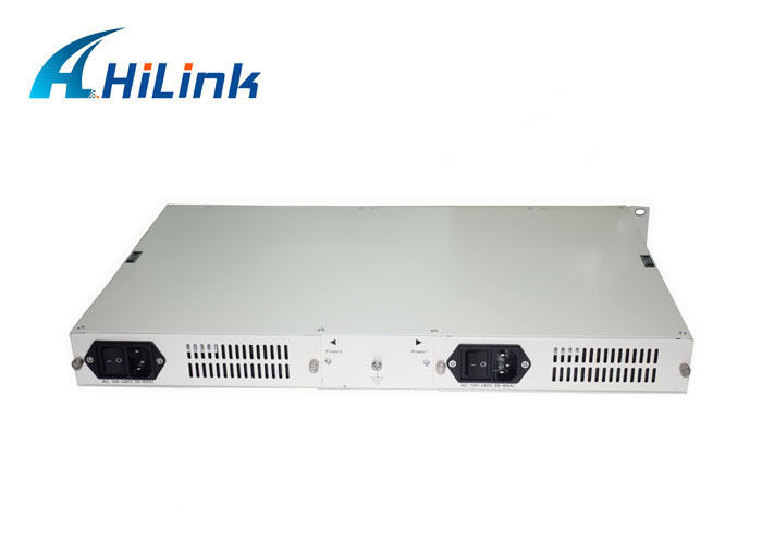 17dBm Output 1550nm Booster EDFA Optical Amplifier for CATV Applications For WDM Solution