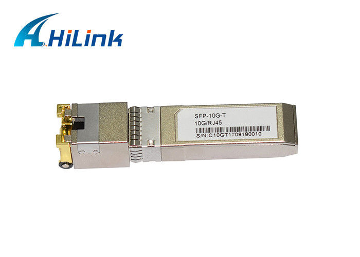 10Gbase SFP Transceiver Module SFP-T Copper RJ45 port SFP modules