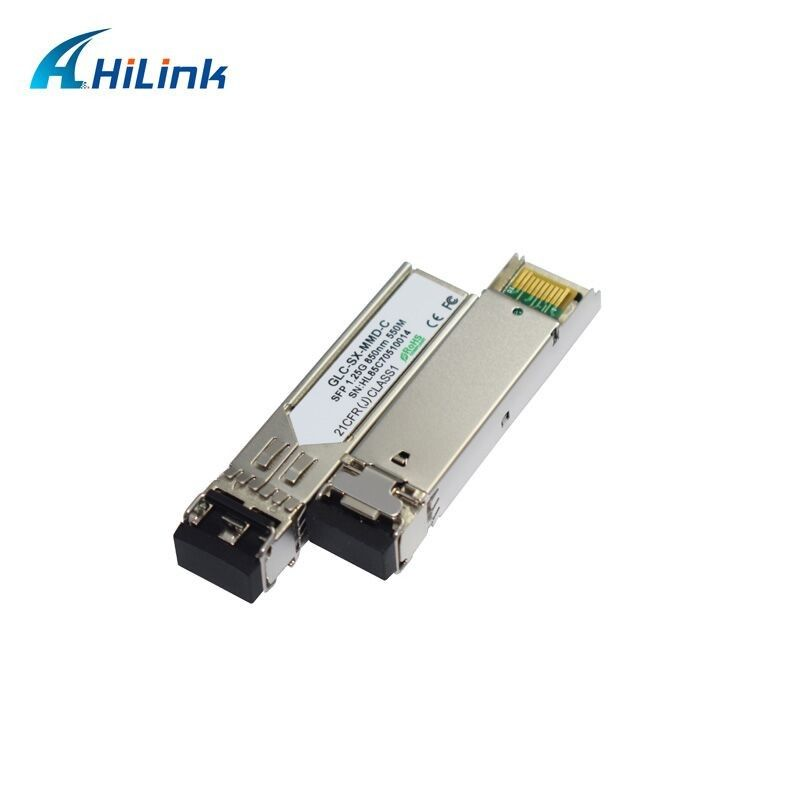 Multimode GLC-SX-MMD 1.25G 1000 Base SX Transceiver 850nm 550m SFP Module