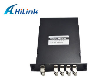 China Custom Telecommunication CWDM Mux Demux Module Coarse Wavelength Division Multiplexing factory