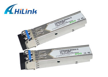 China 1000BASE GE SFP LC Connector LX LH Transceiver Fiber Optic Module GLC-LH -SM factory