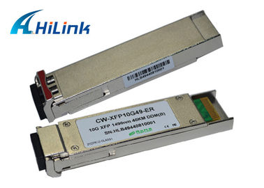 China Professional ER 10G XFP Transceiver CWDM Module 40KM 1490nm LC Duplex With DDM factory