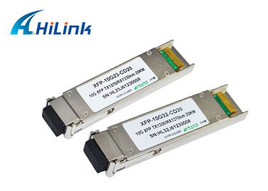 China MikroTik Compatible 10gbase LR XFP Transceiver Optical Fiber Module 3 Years Warranty factory