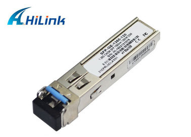 China CWDM ZX 120KM Cisco SFP Transceiver Module , Small Form Factor Pluggable Transceiver factory