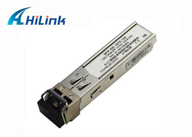 China 1.25Gbps Single Mode Fiber SFP Optical Module CWDM-SFP-1470 For Gigabit Ethernet Switches factory