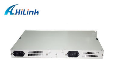 China 17dBm Output 1550nm Booster EDFA Optical Amplifier for CATV Applications For WDM Solution distributor