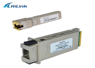 China X2-10GB-T Solution 10G X2 to SFP+ Converter Module CVR-X2-SFP10G distributor
