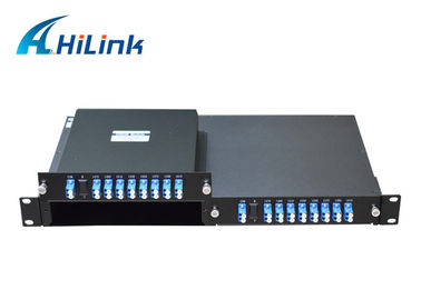 1470nm - 1610nm OEM CWDM Mux Demux Module For Backbone Network 2LGX