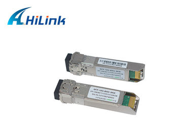 China Single Fiber LC SFP Transceiver DDM / DOM  For 3km SMF Connection factory