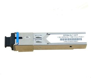 China GEPON OLT PX20++ Optical Transceiver Module 30km Tx 1490nm 1.25G Rx 1310nm 1.25G distributor