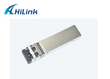 China 100GHZ SFP+ Optical Transceiver Hilinksys EML 100Km 10G DWDM C21 Channel DOM factory