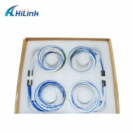 China 1x8 Mini PLC Signal Splitter Optical Network Device Hilink Without Connector factory