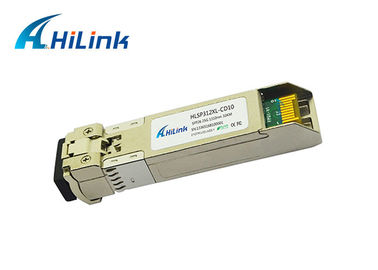 China Dual LC Connector Optical Transceiver Module 25G SFP28 1310nm 10Km LR SF 5G Application factory